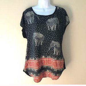 Elephant Blouse